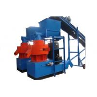 Wholesale Automatic Lubricating Vertical Wood Pellet Making Machine For Peanut Shell , Coconut Shell from china suppliers