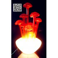 Wholesale Handblown glass table lamps / Handblown glass desk lamps from china suppliers