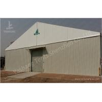 Wholesale Durable Custom Big Industrial Storage Tents With Corrugated Sheet Wall from china suppliers
