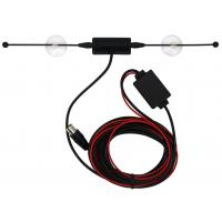 Wholesale Digital Automotive Tv Antenna , Black Color Universal Fm Antenna For Car from china suppliers