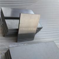 Wholesale 8mm thickness Ti  GR5 Grade5 Titanium alloy metal plate sheet wholesale price from china suppliers
