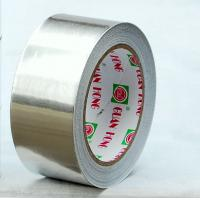 Wholesale electric industry self adhesive aluminium foil tape with solvent adhesive from china suppliers