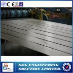 5T Capacity Aluminum Slitting Machine , Steel Coil Packing Machine Loop Control