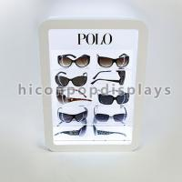 Wholesale Retail Store Illuminating Sunglasses Display Case Acrylic Eyewear Display Cases from china suppliers