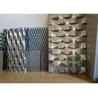 Wholesale Hot Dipped Galvanized Heavy Duty Expanded Metal Mesh Green For Heavy Machinery from china suppliers