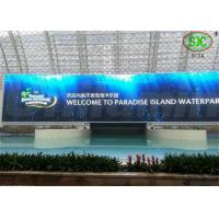 Wholesale HD P10 LED TV Screen Indoor Led Video Billboards Full Color Display from china suppliers