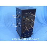 Wholesale Custom countertop rotating necklace display case / acrylic jewelry display stand from china suppliers