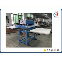 Buy cheap High Efficient Heat Transfer Semi Automatic Printing Machine 70 * 90cm from wholesalers