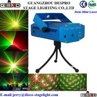 Wholesale 150mw Mini 12 Volt Stage Laser Light Red Green Disco Stage Light from china suppliers