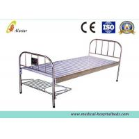 Wholesale Stainless Steel Flat Medical Hospital Beds With Shoes Holder (ALS-FB005) from china suppliers