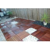 Wholesale colorful DIY tiles Anti-UV outdoor wpc wood plastic composite DIY  (RMD-D8) from china suppliers