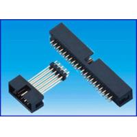 Wholesale 2.54mm Box Header Double Layer Double Row connector from china suppliers