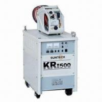 Wholesale Industrial CO2/MIG welding machine, low spatter and high arc stability from china suppliers