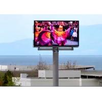 Wholesale Business Front Access P10 Large led billboard signs environment friendly from china suppliers