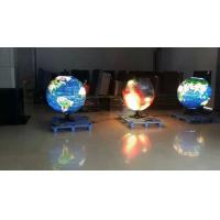 Wholesale Indoor Rental Full Color Curved Led Display Ball for Video , Picture from china suppliers
