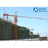 Wholesale 4 Ton Topkit Tower Crane 42m Jib Construction Lifting Heavy Equipment from china suppliers