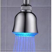 "Wholesale 3"" LED Color Changing Shower Head, FD-2011-02 from china suppliers"