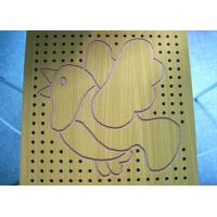 Wholesale Pattern MDF Acoustic Panel from china suppliers