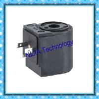 Wholesale 24V DC Solenoid Coil for 2/2 Way Pulse Jet Valve , Inner Diameter 11mm High 45.7mm from china suppliers