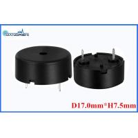 Wholesale Customized High Decibel Piezoelectric Pressure Sensor 2mA 9V SPL Pin from china suppliers