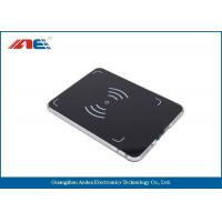 Wholesale Modern Compact Design RFID Medium Power Reader , High Frequency RFID RS232 Reader from china suppliers