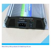 Wholesale 500W grid tie micro inverter for solar panel DC10.5V~31V AC 110V/220V 50Hz or 60Hz from china suppliers