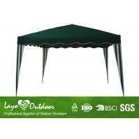 Wholesale Foldable Waterproof Outdoor Canopy Gazebo Sturdy Backyard / Garden Gazebo Canopy Light Weight from china suppliers
