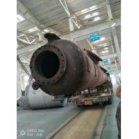 China High Pressure Stainless Steel Chemical Storage Tanks Horizontal Industrial on sale
