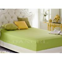 Wholesale Waterproof Flame Retardant Mattress Cover 120gsm Polyester Interlock from china suppliers