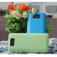 Wholesale Colorful LCD Power Bank Fast Charging 14400mAH - 24000mAH 24mm Thickness from china suppliers
