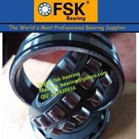 Quality JAPAN NSK Spherical Roller Bearings 22211 CDKE4 Size 55*100*25mm for sale