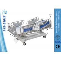 Wholesale Full Electric Custom CPR ICU Hospital Beds Medical Beds Five Functions from china suppliers