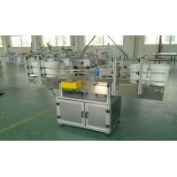 Wholesale Automatic Cone-shape bucket labeling machine with plc and touch screen from china suppliers