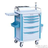Wholesale Hospital Stainless Steel Luxury Anesthesia Trolley Emergency Trolley/ First aid, anesthesia, daily care from china suppliers