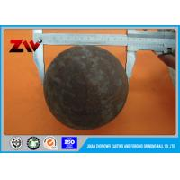 Wholesale Chemical Industry HRC 60-68 steel ball mill grinding media balls for gold mining from china suppliers