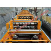 Buy cheap Cee Shape Purlin Panel Galvanized Steel Strip Cold Roll Forming Machine from wholesalers