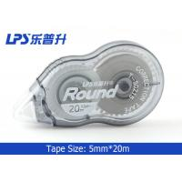 Wholesale 5mm X 20m Retractable Correction Tape Grey Mini Correction Tape T-90215 from china suppliers