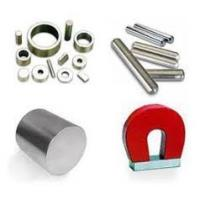 Wholesale cylindrcial Shape Good corrosion resistance high coercive force Alnico Magnets from china suppliers