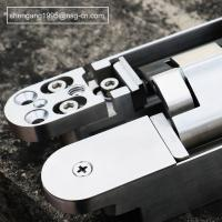 Wholesale fire rated full stainless steel 304 conceal invisible door hinge 180 open loops from china suppliers