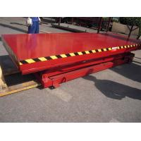 Wholesale Stationary Aerial Scissor Working Platform 1150mm Lifting Height With Large Capacity from china suppliers