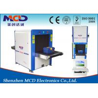 Wholesale Check Guns and Weapons Luggage X Ray Machines for Airport / Factory security from china suppliers