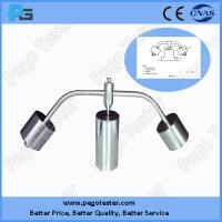 Quality IEC60601 60335 Lab Equipment Ball Pressure Test Apparatus with 20N Pressure for sale