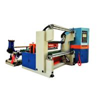 Wholesale High Efficiency Automatic Paper Slitting Rewinding Machine , 2400mm Width from china suppliers