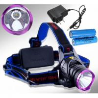 Wholesale Ultrafire 18650 Power 1800-2000 Lumens CREE XM-L LED Headlamp Flashlight Torch for Hunting from china suppliers