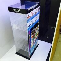 Wholesale Acrylic Material high quality acrylic e-liquid display shelf from china suppliers