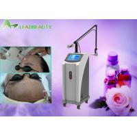 Wholesale 0.1 mm Spot Size Rf Co2 Fractional Laser Machine With 7 Kinds Graphics Output Graphics from china suppliers