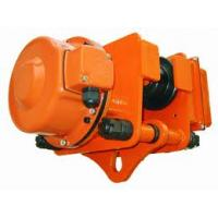 10T high quality electric trolley for electric chain hoist with CE certification