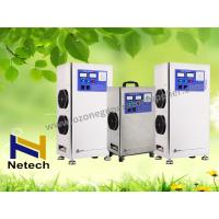 Wholesale Air / Oxygen Source Large Ozone Generator Water Sterilization For Agriculture 2g 30g from china suppliers