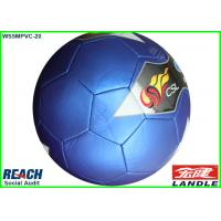 Wholesale Standard PVC Leather Beach Toy Soccer Ball , Size 1 Size 3 Size 4 Football from china suppliers