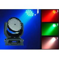 Wholesale Club LED 3Watt LED Moving Head Wash Light With Zoom Function from china suppliers